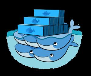 Docker Swarm Logo